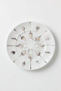 Anthropologie spoon dessert plate